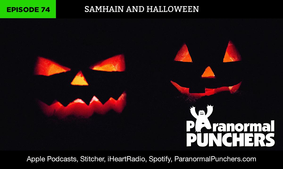 Samhain Halloween Paranormal