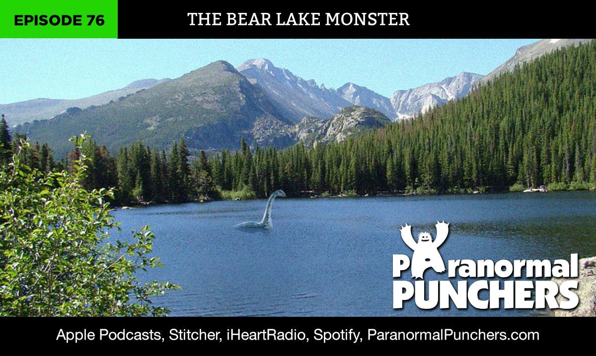 Bear Lake Monster