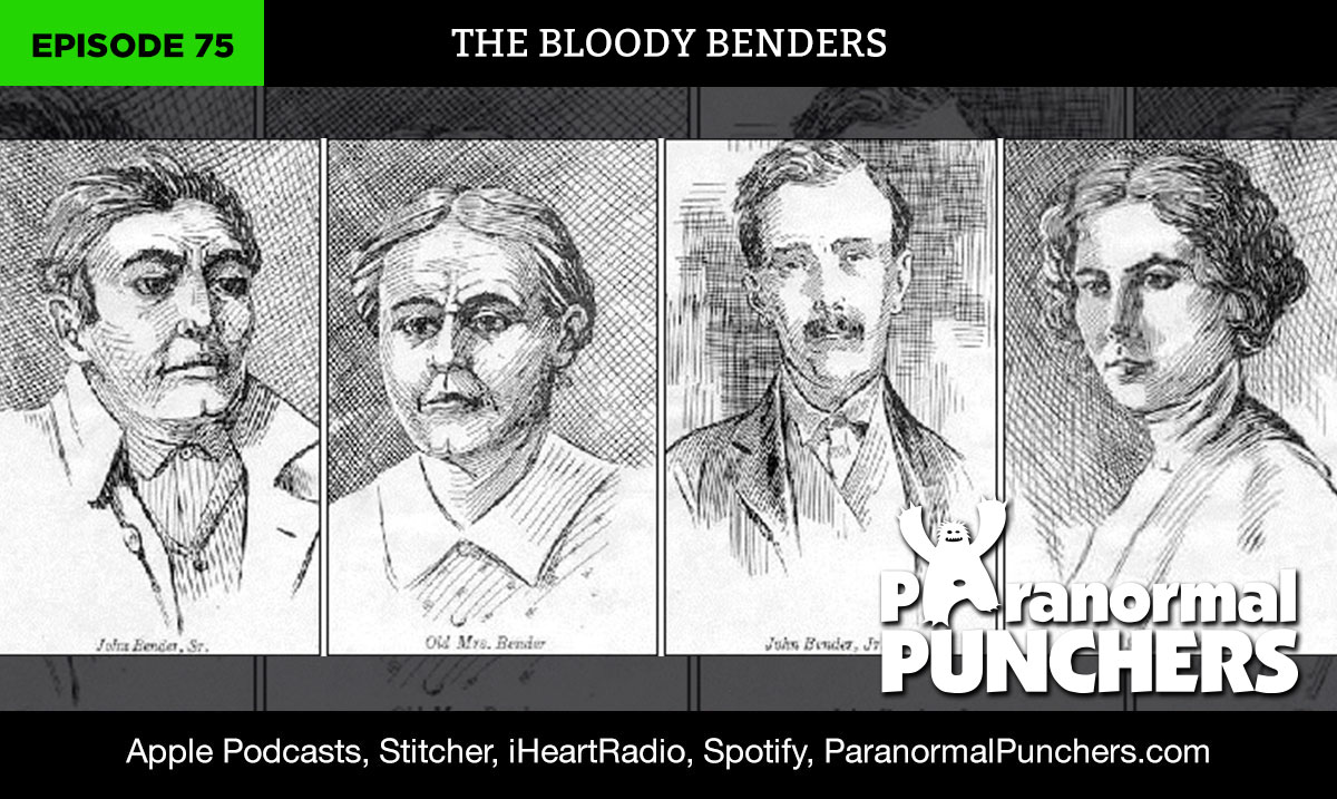 Serial Killers Bloody Benders True Crime