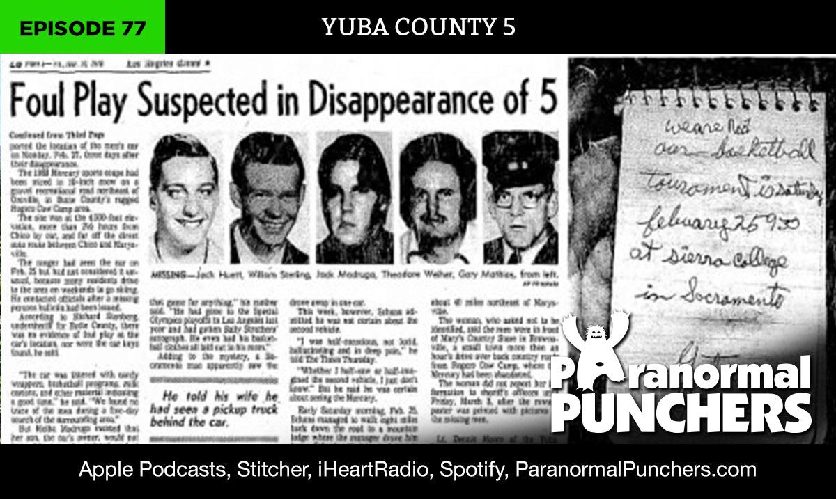 Yuba County 5