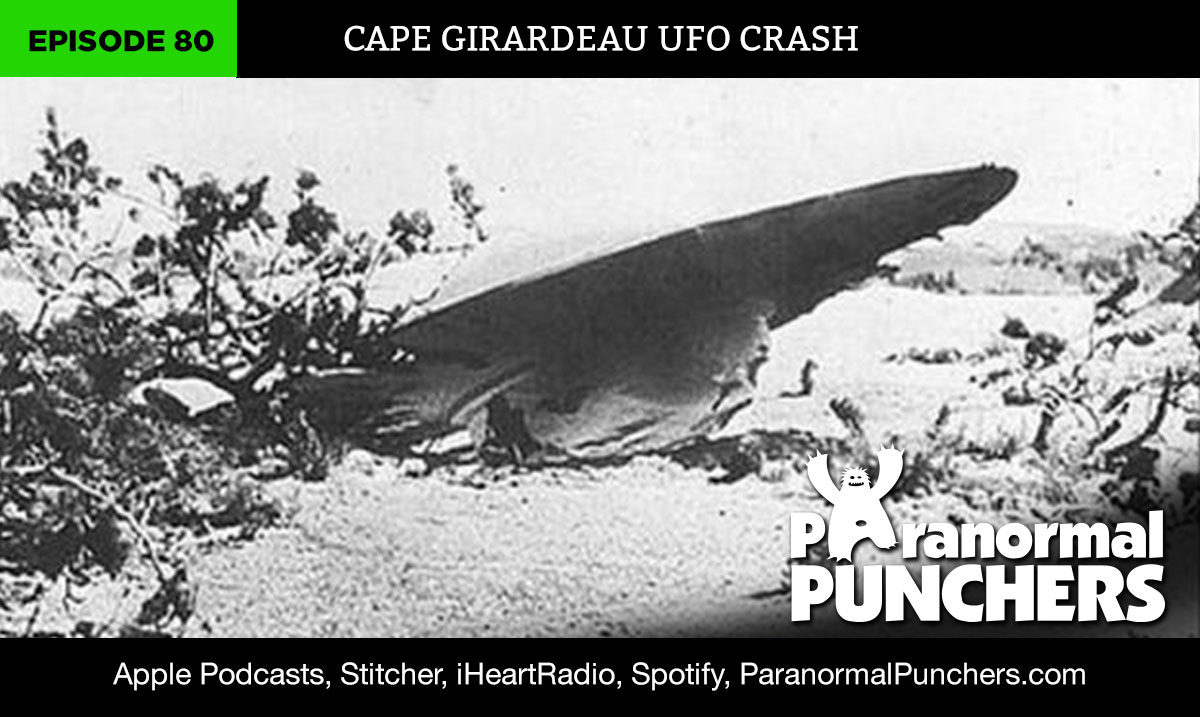 Cape Girardeau UFO crash