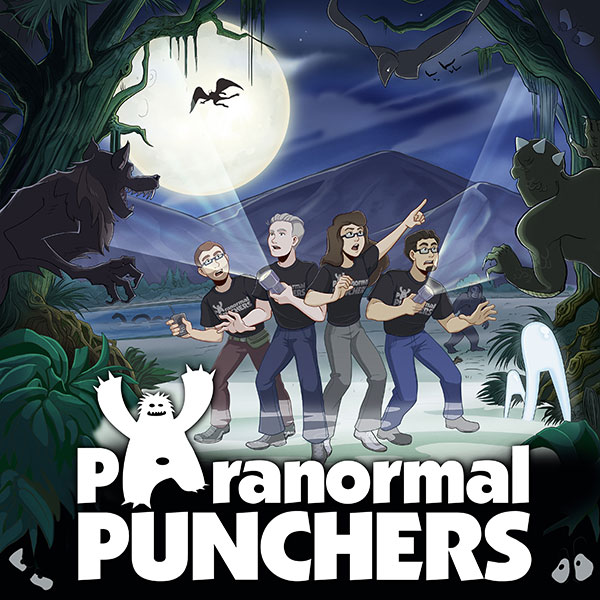 Paranormal Punchers