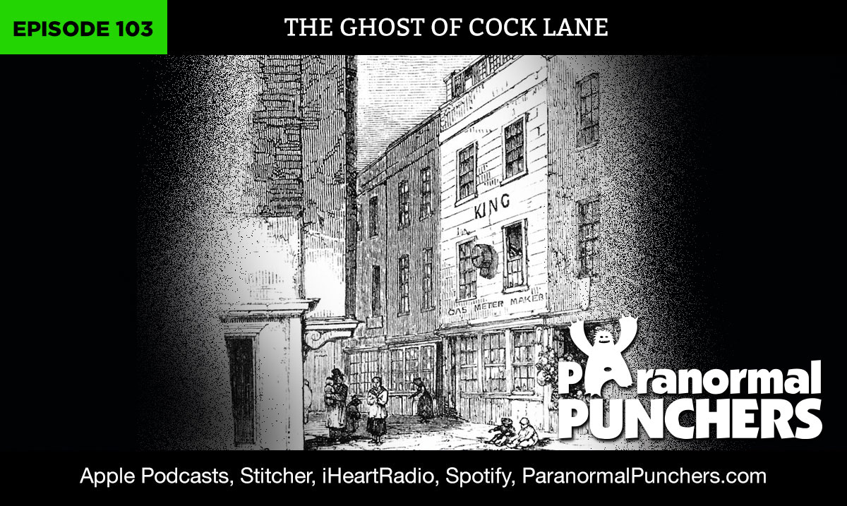 103 cock lane ghost