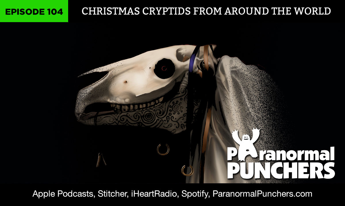 104 christmas cryptids