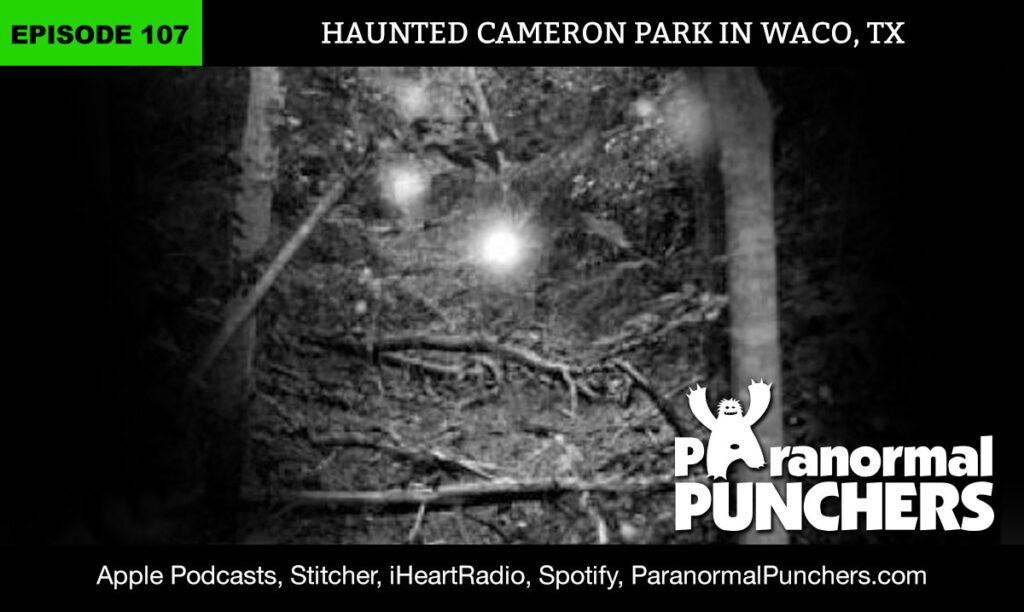 Cameron Park in Waco, TX