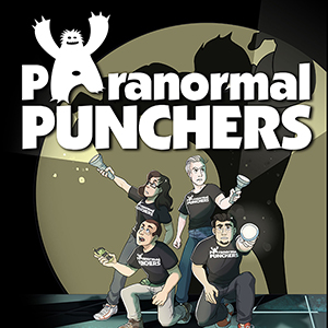 Paranormal Punchers Podcast Cover