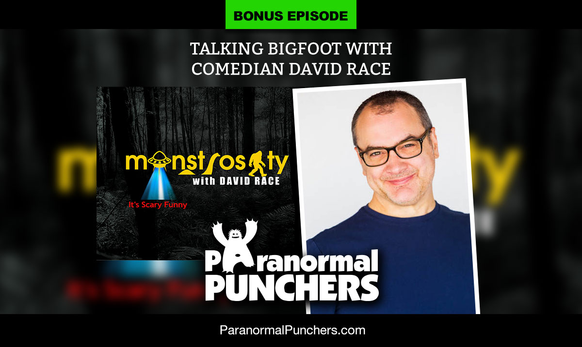 Bonus Episode with David Race